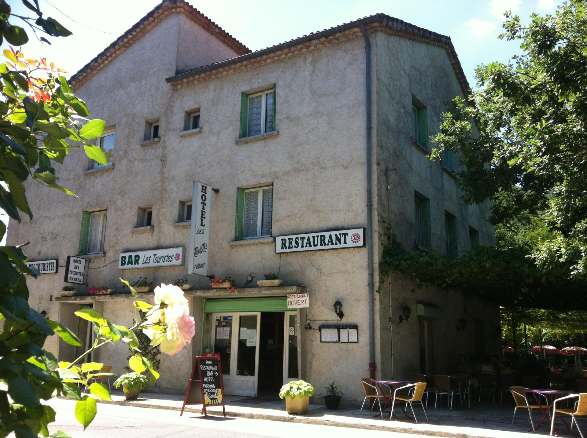 Bar H´tel Restaurant des Touristes Vallon Pont d Arc Ad¨che